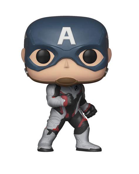 funko pop marvel avengers endgame captain america