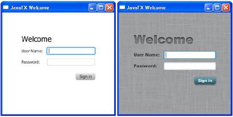 javafx versus swing diference javafx vs swing