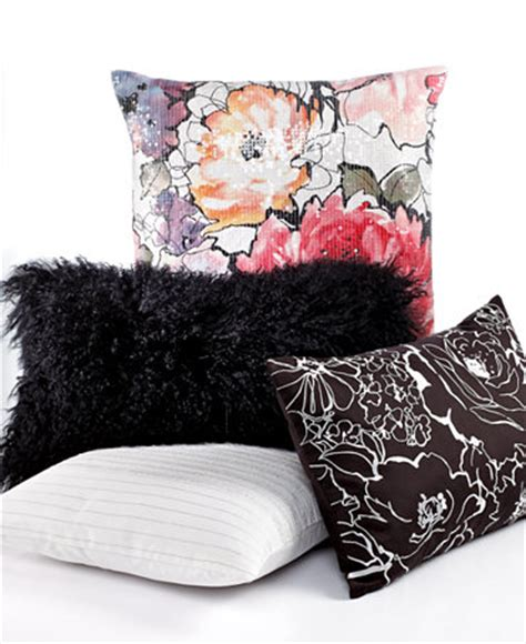 macys bed pillows inc international concepts bedding bloom decorative
