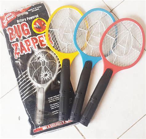Grosir Raket Nyamuk raket nyamuk baterry mosquito killer bug zapper 628