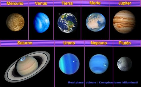 imagenes asombrosas de los planetas image gallery los planetas