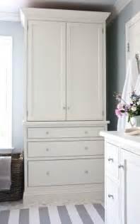 Bathroom linen cabinet transitional bathroom sage design