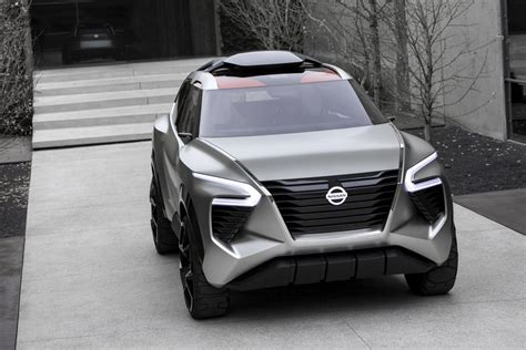 Nissan Xmotion 2020 by Dramatic X Motion Concept Previews Future Nissan Suv