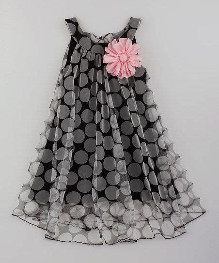 black and red baby swing black pink flower swing dress toddler girls babies