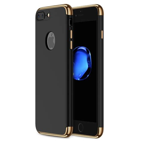 Iphone Casing iphone 7 plus ranvoo 3 in 1 anti scratch shockproof electroplate frame ebay