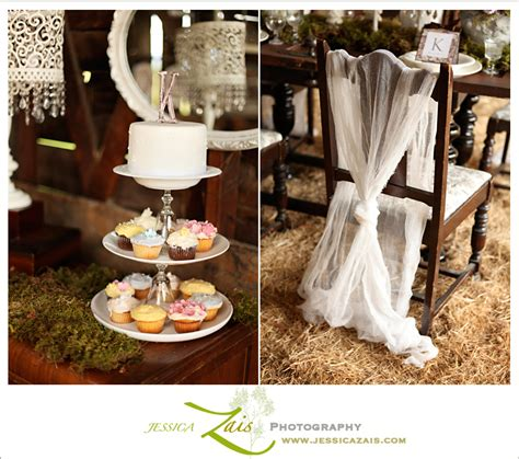 shabby chic wedding mockup jessica zais photography