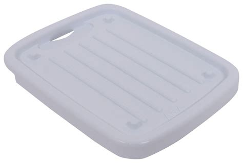 Dish Drainer Mat by Camco Sink Kit With Dish Drainer Dish Pan And Sink Mat White Camco Rv Kitchen Cam43517