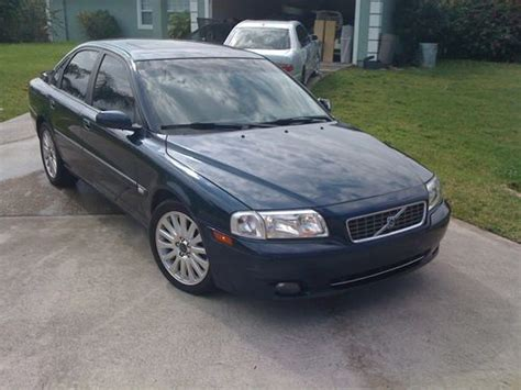 find   volvo    twin turbo sunroof leather loaded    port saint lucie
