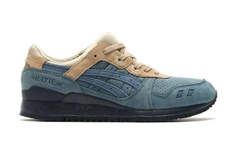 Asics Gel Lyte Blue Mirage Sporty asics gel lyte iii blue mirage sneakerfiles