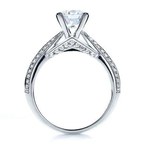 pave engagement ring vanna k 100080
