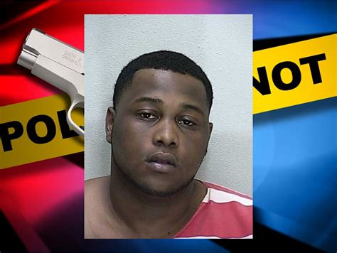 Ocala Fl Arrest Records Ocala Post Arrest Made Cloud 9 Shooter Had Been