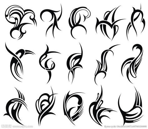 简单手绘纹身图片