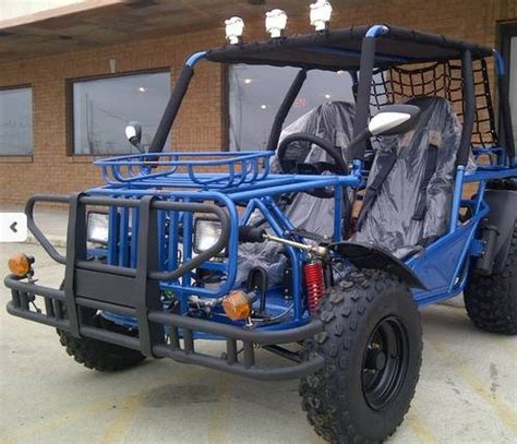kandi hummer style gkh 200cc go kart! automatic with