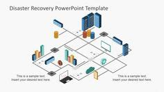 Stairs Steps Diagram For Powerpoint Shape The O Jays And Stairs Disaster Recovery Powerpoint Template