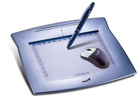 Tablet Genius genius easypen and mousepen graphics tablets play on both sides of the fence