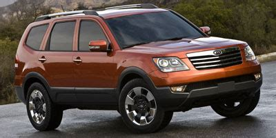 new and used kia borrego: prices, photos, reviews, specs