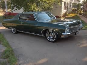 1970 chevy impala specs pictures