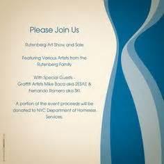 exhibition invitation card template exhibition invites sles search invite