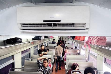 Ac Rumahan pengalaman pertama naik kereta api 2 kedinginan di