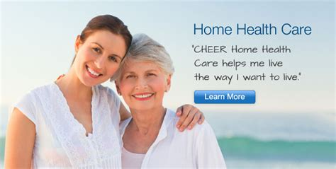 home health care services housing for seniors cheer de