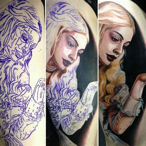 tattoo shop queen and bramalea 93 best we re all mad here images on pinterest