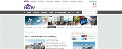 Hgtv Smart Home 2014 Giveaway - hgtv dream home giveaway 2015 entry autos weblog
