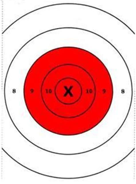 printable pigeon targets pistol shooting targets bing images targets printable