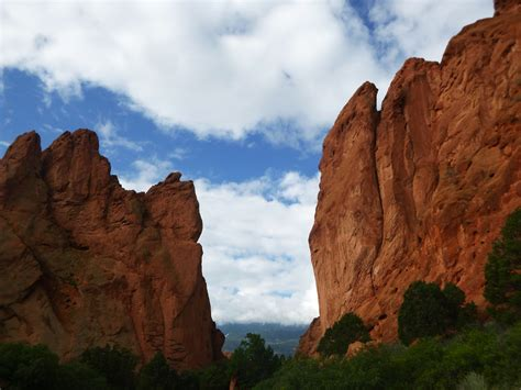 Garden Of The Gods Gateway Trail Garden Of The Gods Colorado Another Walk In The Park