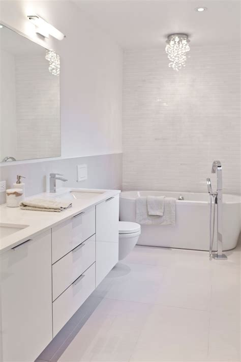 all white bathrooms white bathroom vanity bathroom traditional with double