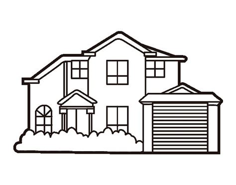 modern house coloring page free coloring pages of victorian houses