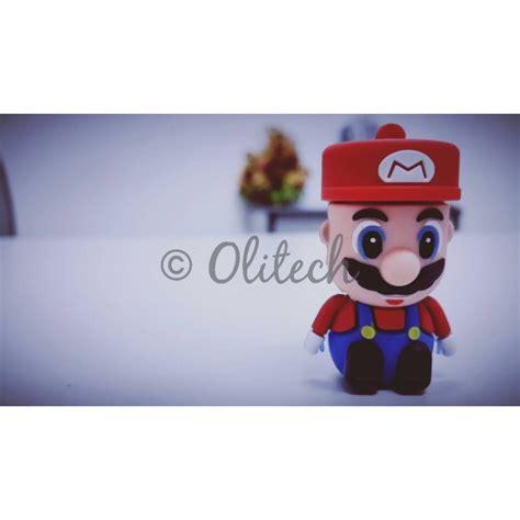 Flashdisk Mario 8gb flashdisk karakter mario bross 8gb olitech