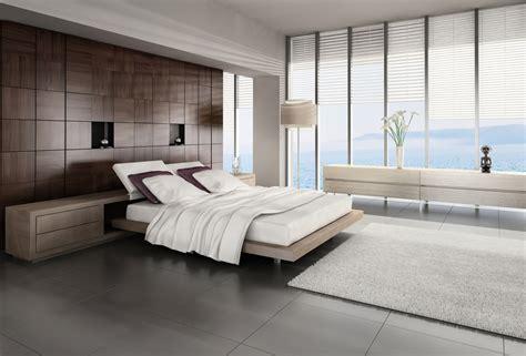 dormitorio moderno  vistas al mar fotos   te