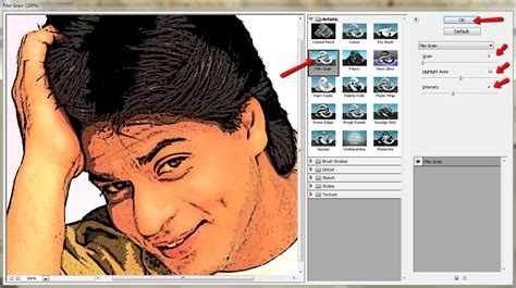 cara membuat foto kita menjadi kartun cara merubah foto menjadi kartun dengan photoshop tips okey