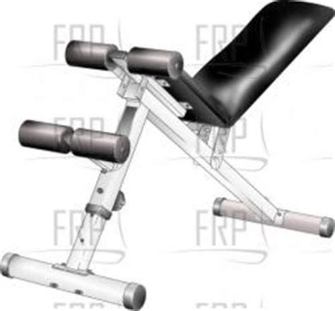 weider pro 125 bench weider pro 125 webe03390 fitness and exercise equipment repair parts
