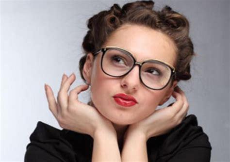 Renda Semi Kaca kacamata yang cocok untuk orang gemuk