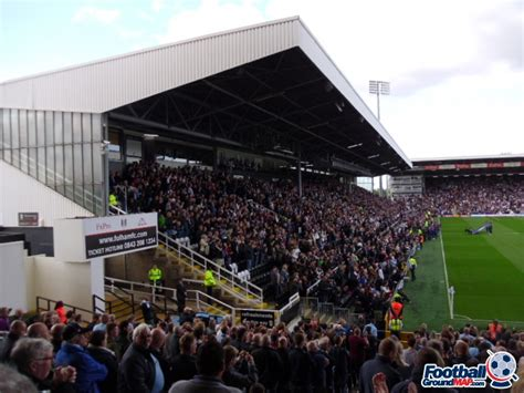 Getting To Craven Cottage by Craven Cottage