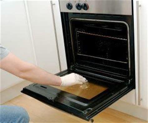 Glass Oven Door Cleaner How To Clean Grease Buildup From A Glass Oven Door