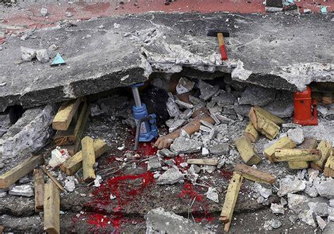 earthquake recent major earthquake hits philippines