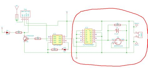breadboard circuit problems sensor circuit works on breadboard but not pcb electrical engineering stack exchange