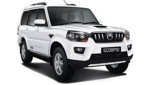 mahindra scorpio diesel 2015 s8 price, specs, review, pics