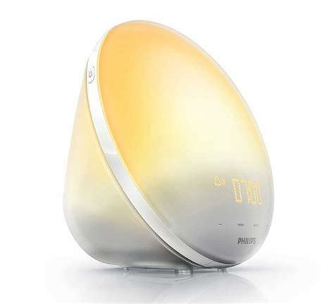 philips up light review alarm clock reviews