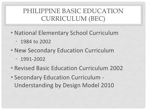 thesis about early childhood education thesis on early childhood education in the philippines