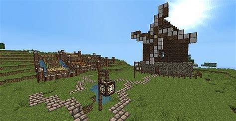 minecraft pla blank page related keywords suggestions the gallery for gt windmill minecraft blueprint