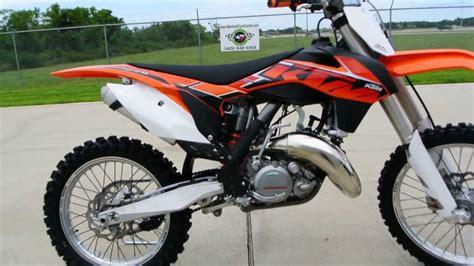 Ktm 125 Two Stroke 6499 2014 Ktm 125 Sx 2 Stroke Motocross Bike