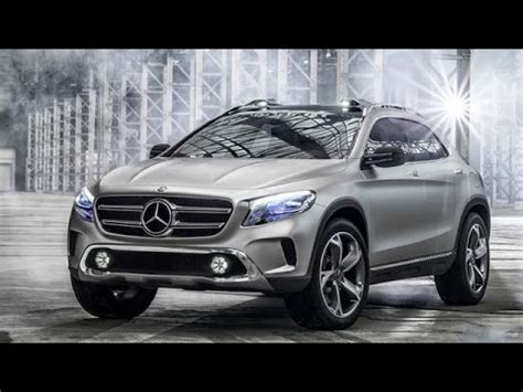 mercedes benz compact suv gla launched in india ! youtube