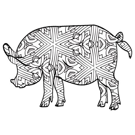 geometric coloring pages animals 30 free coloring pages a geometric animal coloring
