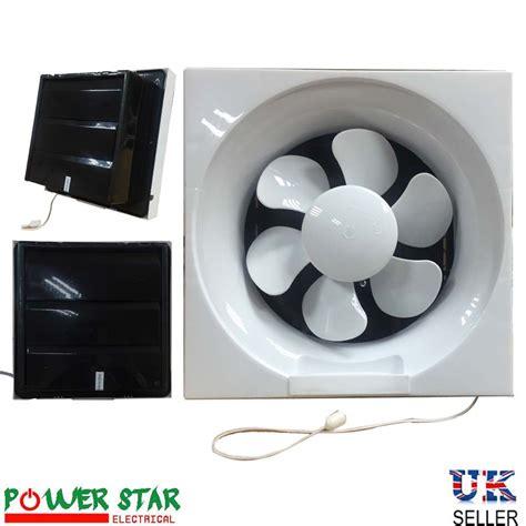 powerful bathroom exhaust fan powerful low noise reverseable bathroom kitchen