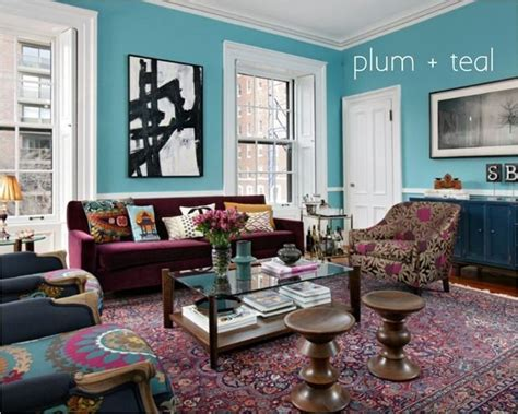Plum Living Room Furniture by Best 25 Plum Living Rooms Ideas On Blue