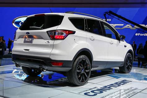 ford escape 2017 black 2017 ford escape first look review motor trend