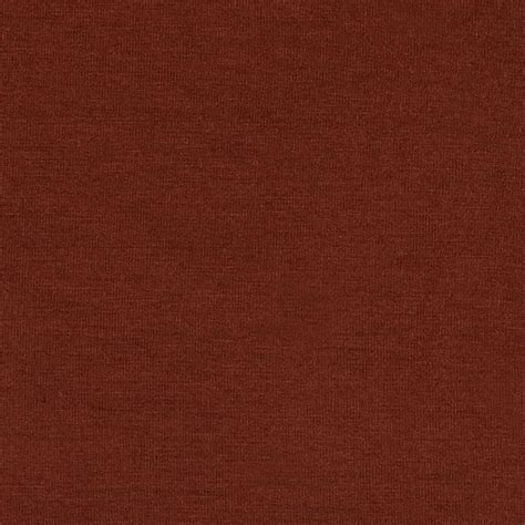 telio stretch bamboo rayon jersey knit rust discount designer fabric fabric